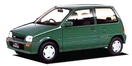 ダイハツ ミラ Pit バン (1991年8月モデル)
