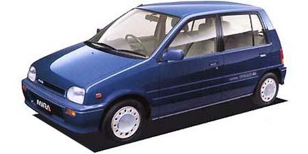 ダイハツ ミラ J-タイプQi (1992年4月モデル)