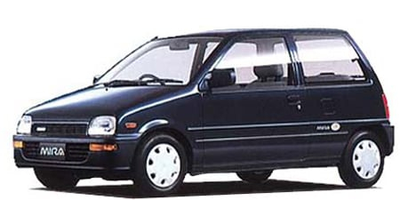 ダイハツ ミラ J-タイプS (1992年8月モデル)