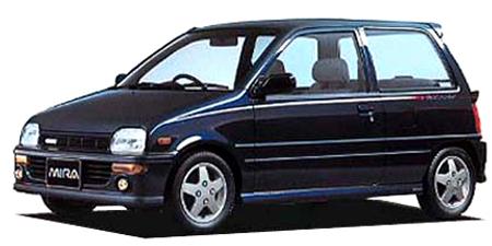 ダイハツ ミラ A (1993年9月モデル)