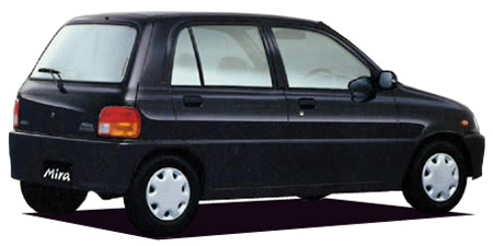 ダイハツ ミラ TB (1994年9月モデル)