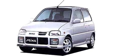 ダイハツ ミラ 2シーター (1997年5月モデル)