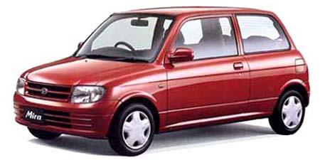 ダイハツ ミラ TAスペシャル (1998年10月モデル)