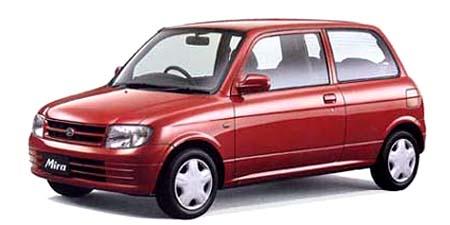 ダイハツ ミラ TB (1999年11月モデル)