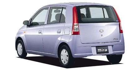 ダイハツ ミラ L (2002年12月モデル)