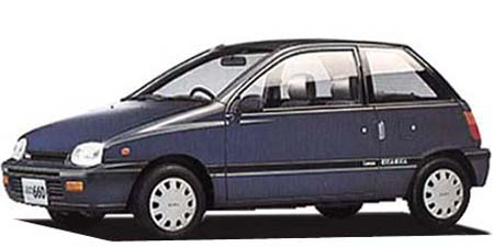 ダイハツ リーザ チャチャ (1990年8月モデル)