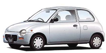 ダイハツ オプティ Ax (1993年8月モデル)