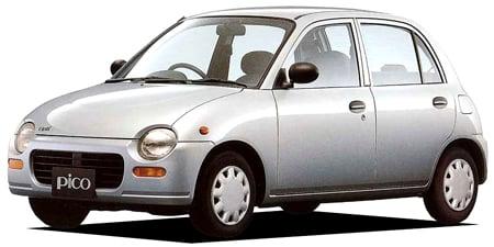 ダイハツ オプティ Cx (1993年8月モデル)