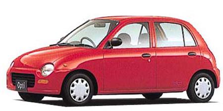 ダイハツ オプティ Cd (1995年2月モデル)