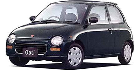 ダイハツ オプティ Ax (1996年5月モデル)