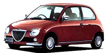 ダイハツ オプティ クラシックV (1997年5月モデル)