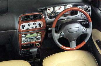 ダイハツ オプティ ビークスS (2001年10月モデル)