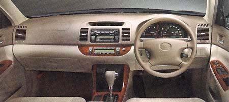 ダイハツ アルティス SL (2001年9月モデル)