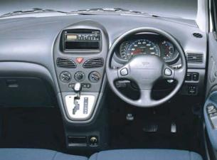 ダイハツ MAX Lリミテッド (2001年11月モデル)