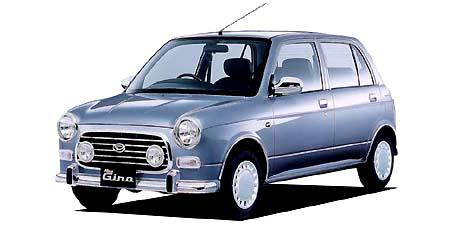 ダイハツ ミラジーノ1000 ベースグレード (2002年8月モデル)