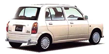 ダイハツ ミラジーノ ジーノ・ターボ (1999年11月モデル)