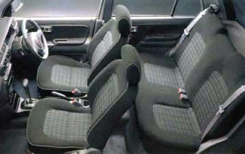 ダイハツ ミラジーノ ミニライトスペシャルターボ (2001年10月モデル)