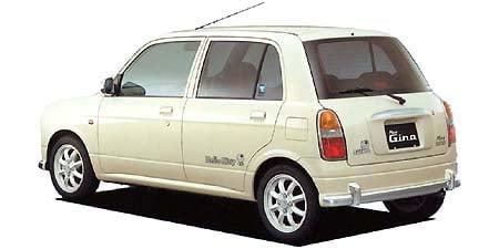 ダイハツ ミラジーノ ハローキティ (2001年12月モデル)
