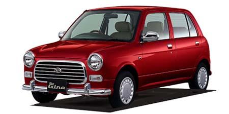 ダイハツ ミラジーノ ジーノ・ターボ (2002年8月モデル)