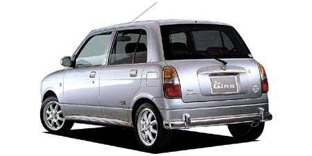 ダイハツ ミラジーノ ミニライトスペシャルターボ (2002年8月モデル)
