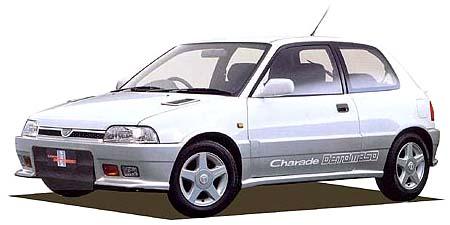 ダイハツ シャレードデ・トマソ ベースグレード (1995年11月モデル)