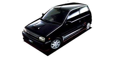 ダイハツ ミラTR-XX TR-XXアバンツァート (1991年5月モデル)