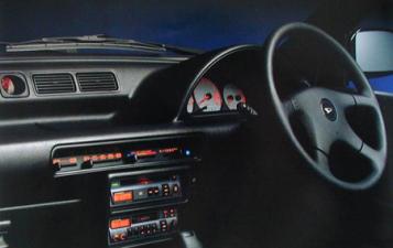 ダイハツ ミラTR-XX TR-XXアバンツァート (1993年9月モデル)