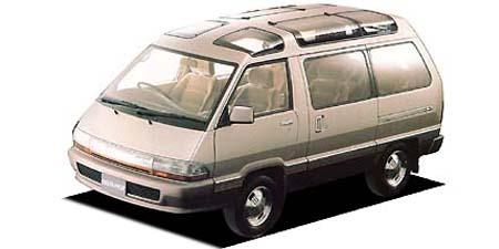 ダイハツ デルタワイドワゴン SEハイルーフ (1989年8月モデル)