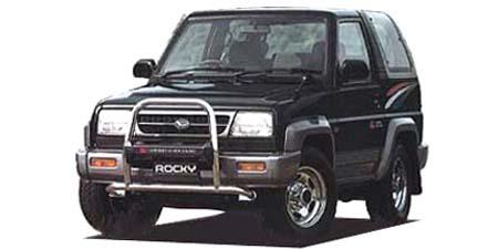 ダイハツ ロッキー カンタベリー (1993年8月モデル)