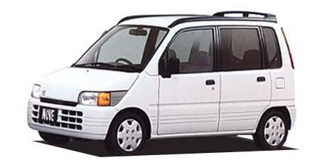 ダイハツ ムーヴ CL (1995年8月モデル)