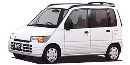 ダイハツ ムーヴ SR (1996年5月モデル)