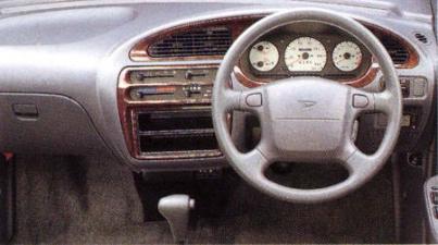 ダイハツ ムーヴ カスタム (1997年12月モデル)