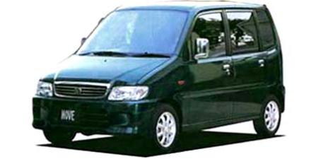 ダイハツ ムーヴ CL (2000年10月モデル)