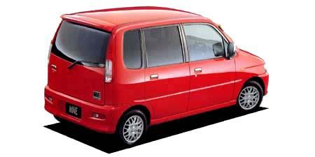 ダイハツ ムーヴ CG (2001年10月モデル)
