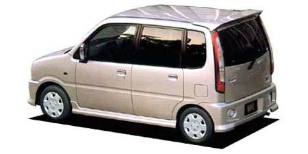 ダイハツ ムーヴ カスタムターボ (2001年10月モデル)