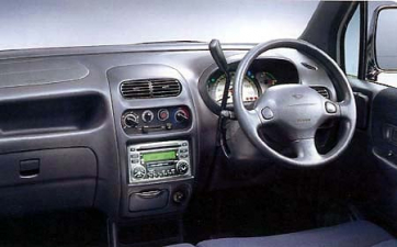 ダイハツ ムーヴ メモリアルエディション (2001年10月モデル)