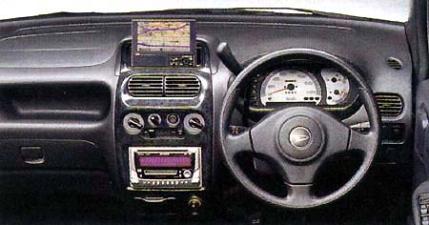 ダイハツ ムーヴ RSメモリアルエディション (2001年10月モデル)