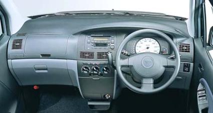 ダイハツ ムーヴ L (2002年10月モデル)