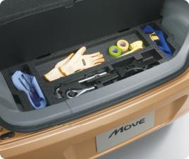 ダイハツ ムーヴ カスタム X (2006年10月モデル)
