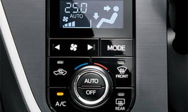 ダイハツ ムーヴ X SAII (2015年5月モデル)