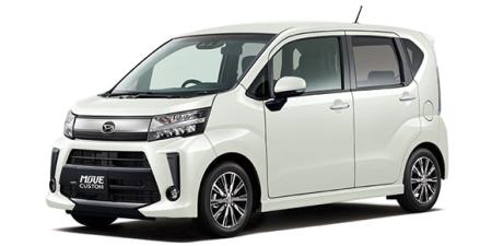 ダイハツ ムーヴ フロントシートリフトカスタム XリミテッドII SAIII (2021年9月モデル)