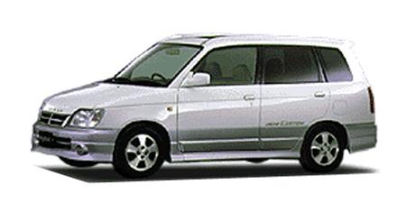 ダイハツ パイザー エアロカスタム (1997年9月モデル)