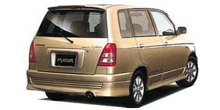 ダイハツ パイザー エアロダウンカスタム (1999年9月モデル)