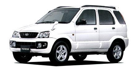 ダイハツ テリオス CLリミテッド (2002年1月モデル)
