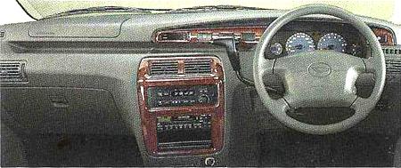 ダイハツ デルタワゴン トランスフィールド標準ルーフ (1996年11月モデル)