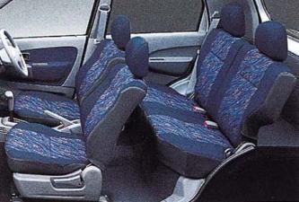 ダイハツ テリオスキッド CLカスタム (2000年1月モデル)