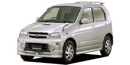 ダイハツ テリオスキッド カスタム Sエディション (2000年11月モデル)