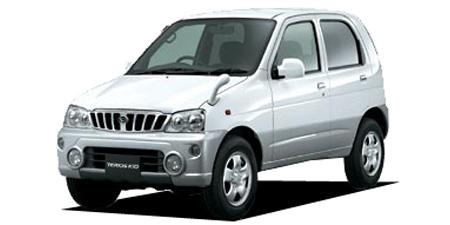 ダイハツ テリオスキッド X (2003年8月モデル)