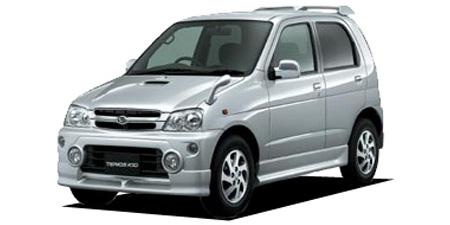 ダイハツ テリオスキッド カスタムL (2003年8月モデル)