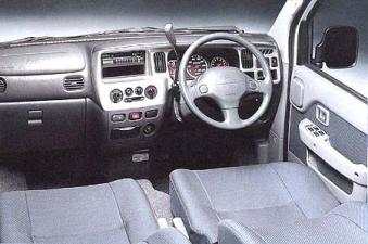 ダイハツ アトレーワゴン CX ハイルーフ (2001年1月モデル)